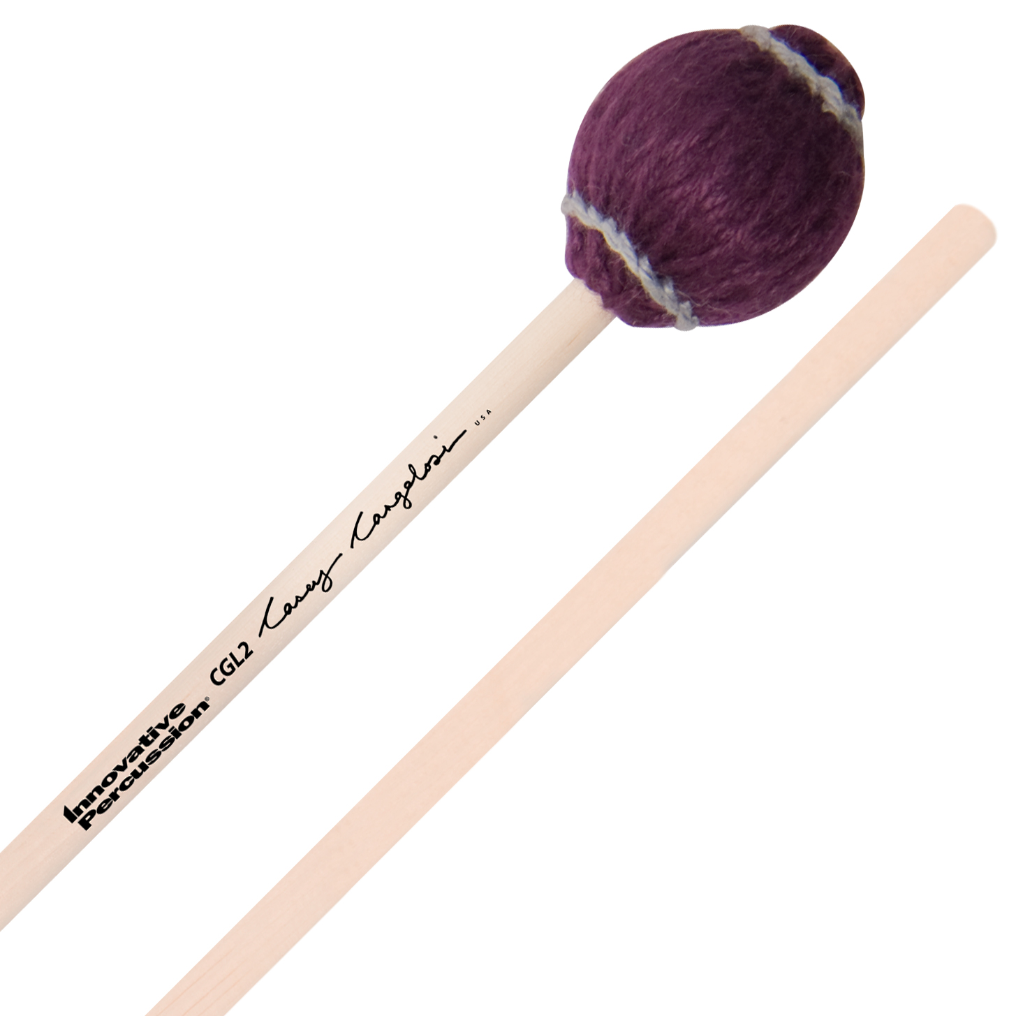 Innovative Percussion Casey Cangelosi Fast Bass Cord Marimba Mallets