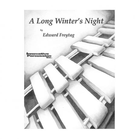 A Long Winter's Night by Edward Freytag