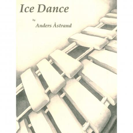 Ice Dance by Anders Astrand