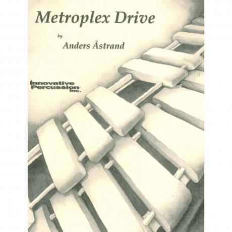 Metroplex Drive by Anders Astrand