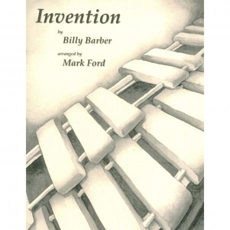 Invention by Billy Barber arr. Mark Ford