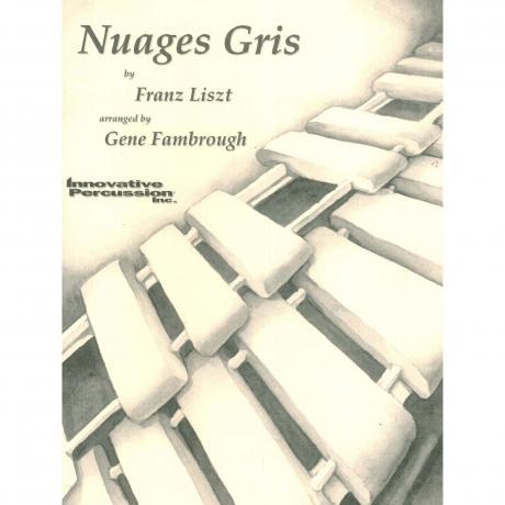 Nuages Gris by Franz Liszt arr. Gene Fambrough