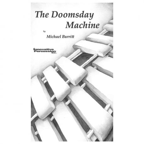 The Doomsday Machine by Michael Burritt