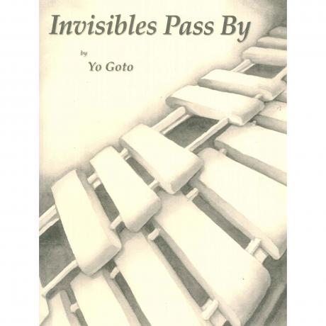 Invisibles Pass By by Yo Goto