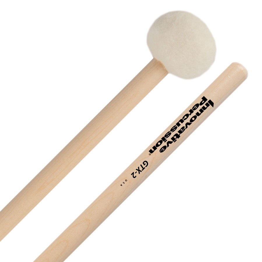 Innovative Percussion GTX-2 GTX Series Medium Soft/General Timpani Mallets