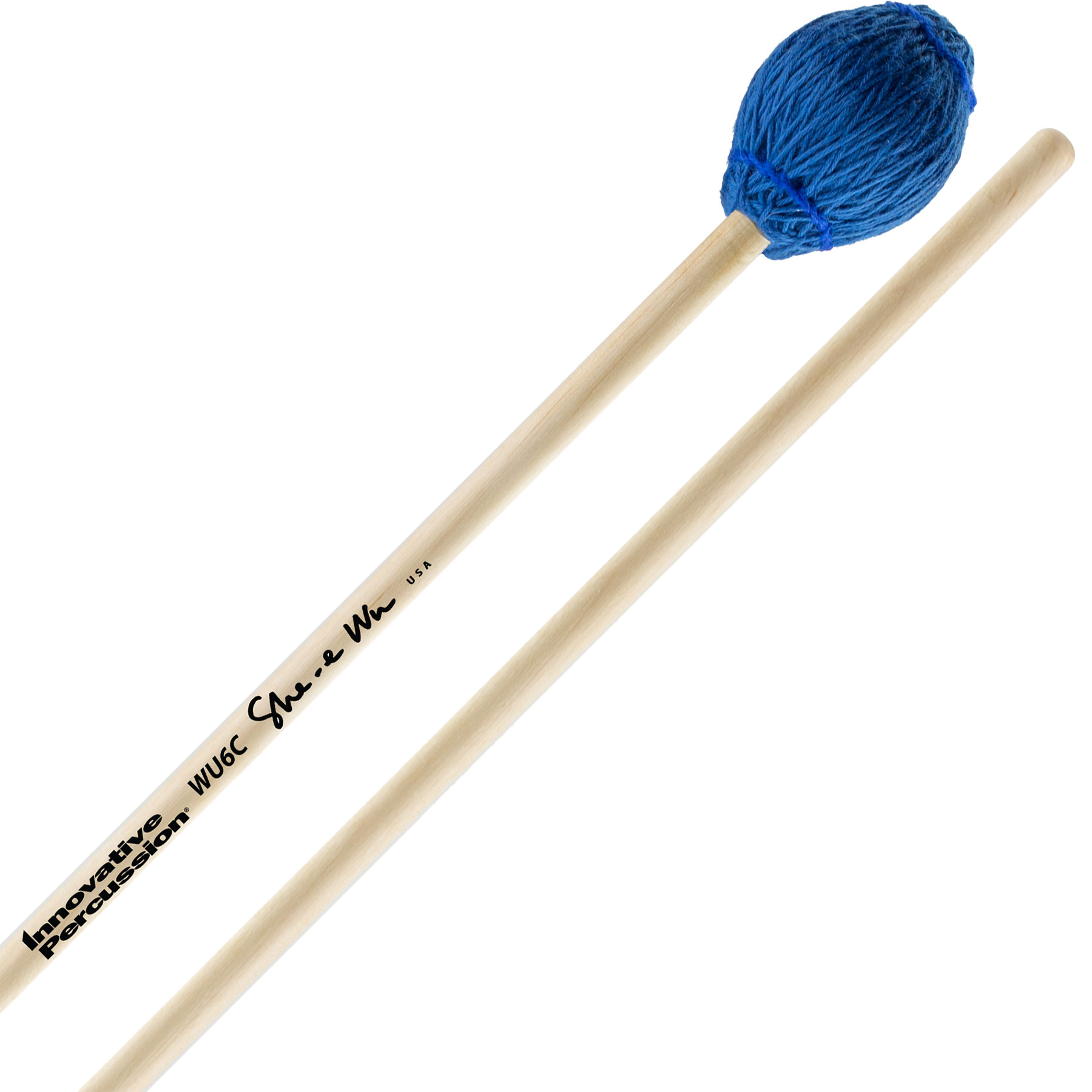 Innovative Percussion She-e Wu Signature Very Hard Concerto Marimba Mallets