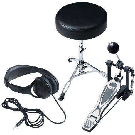 KAT Expansion Pack (Pedal, Throne, and Headphones)
