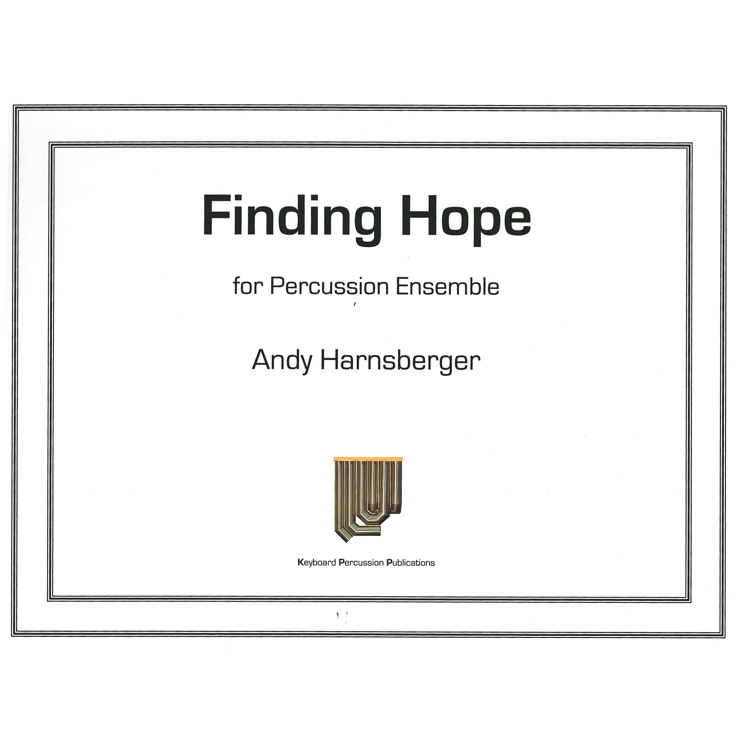 Finding Hope by Andy Harnsberger