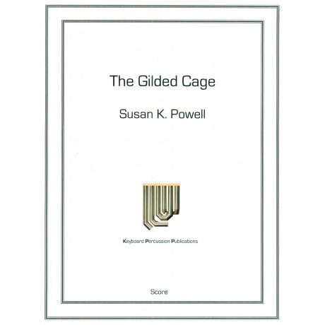 The Gilded Cage by Susan Powell