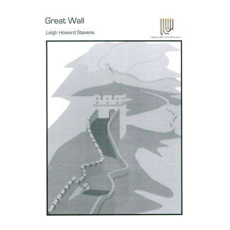 Great Wall by Leigh Howard Stevens