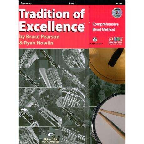 Tradition of Excellence (Book 1) by Bruce Pearson and Ryan Nowlin