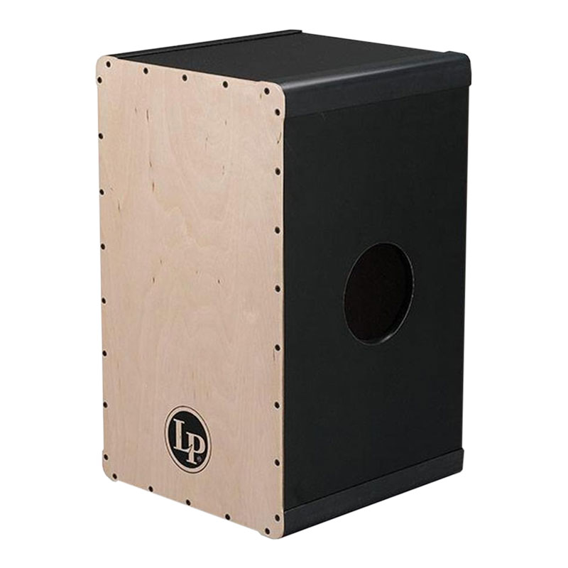 LP Americana Black Box DIY 2-Voice Cajon