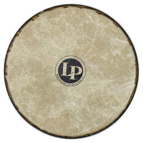 LP Fiberskyn Synthetic Bongo Head - 7 1/4