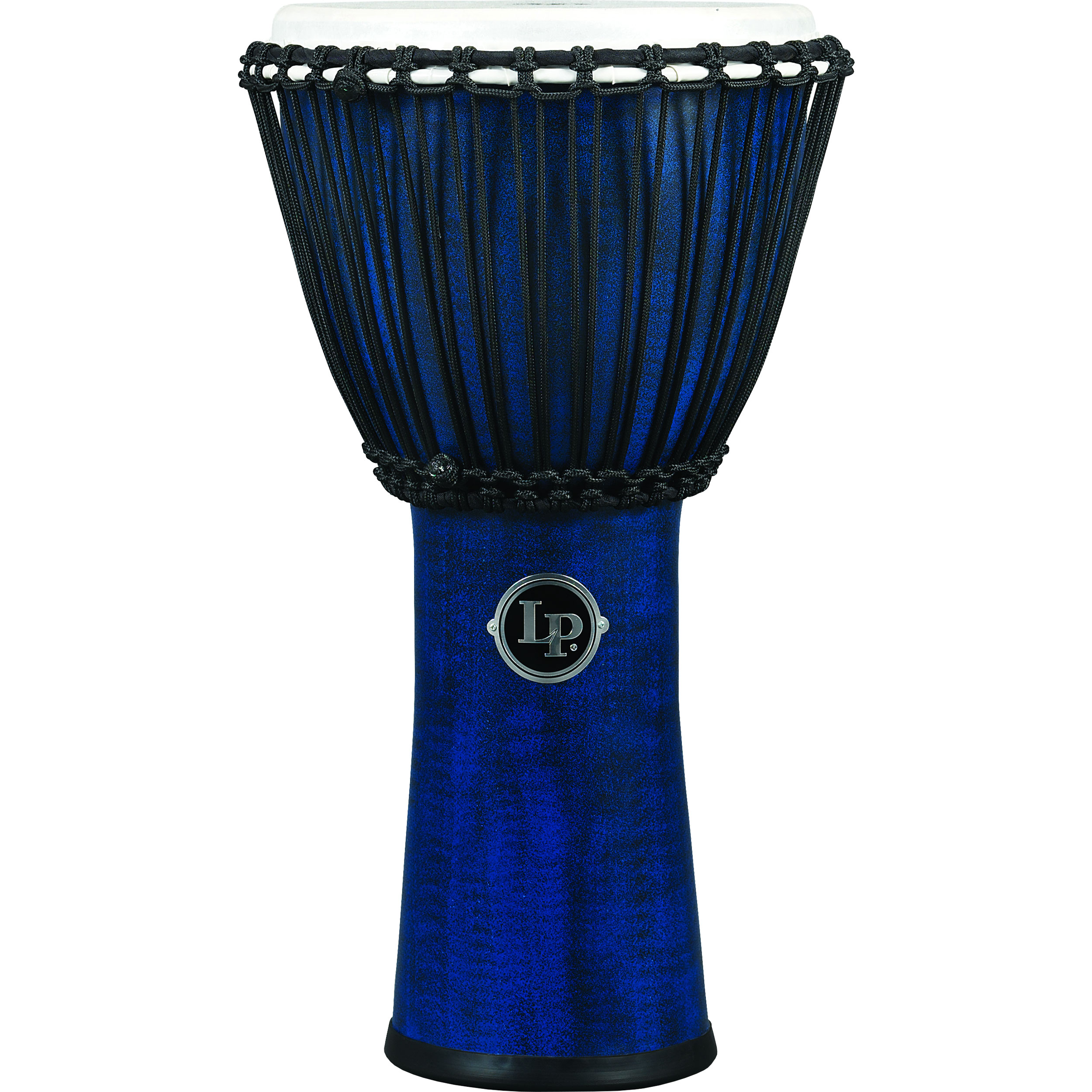"LP 11"" FX Rope-Tuned Djembe in Blue"