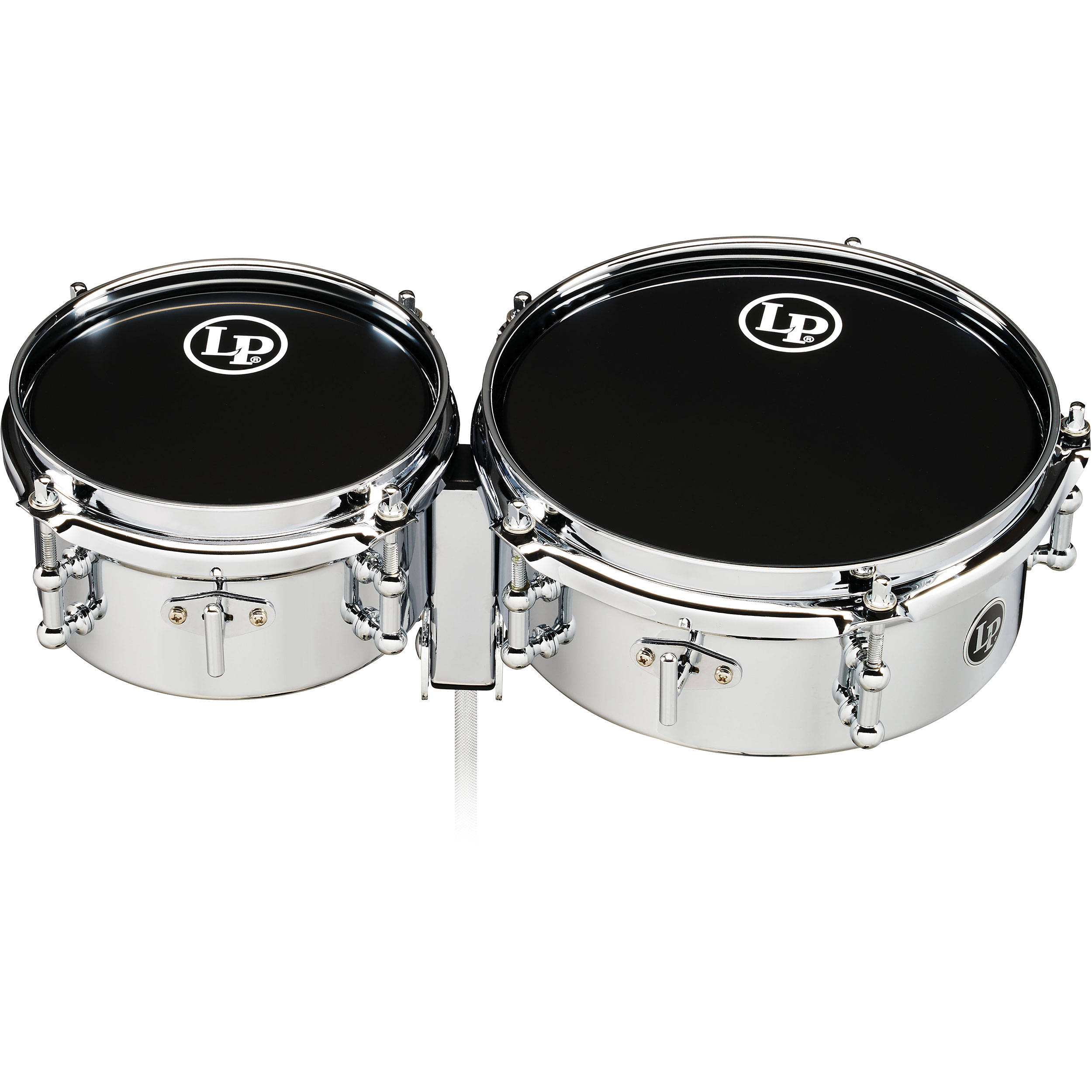 "LP 6/8"" Mini Timbales with Mount"