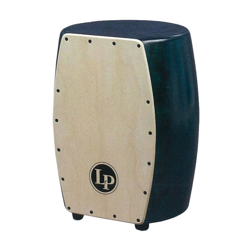 LP Matador Stave Quinto Cajon in Green with Natural Frontplate
