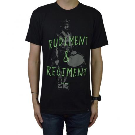 Lot Riot Rudiment & Regiment T-Shirt
