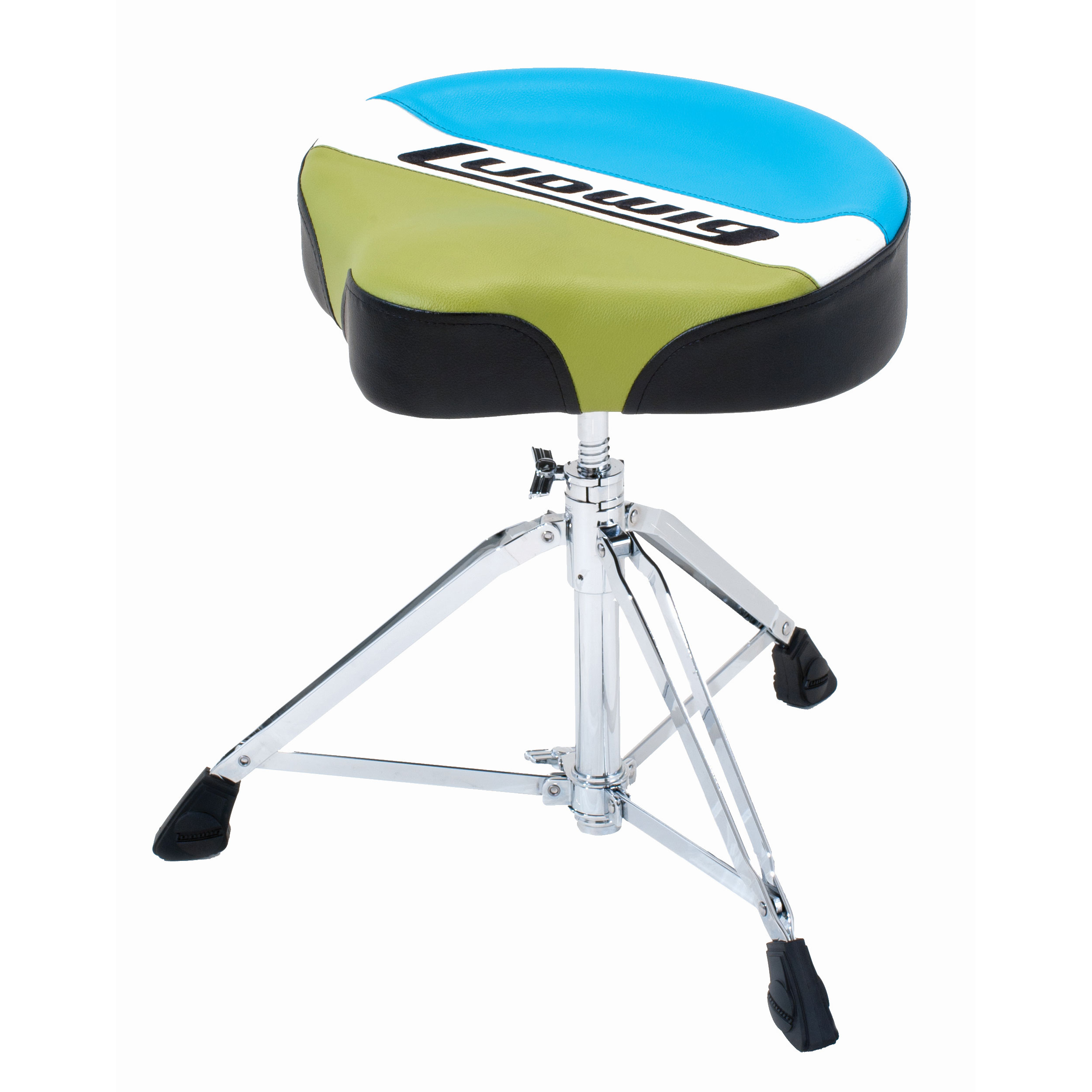 Ludwig Atlas Classic Saddle Throne