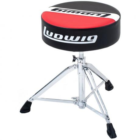 Ludwig Atlas Pro Round Throne