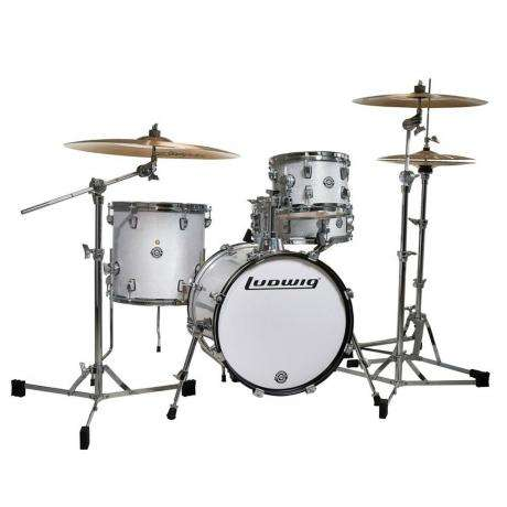 Ludwig Breakbeats by Questlove 4-Piece Drum Set Shell Pack (16