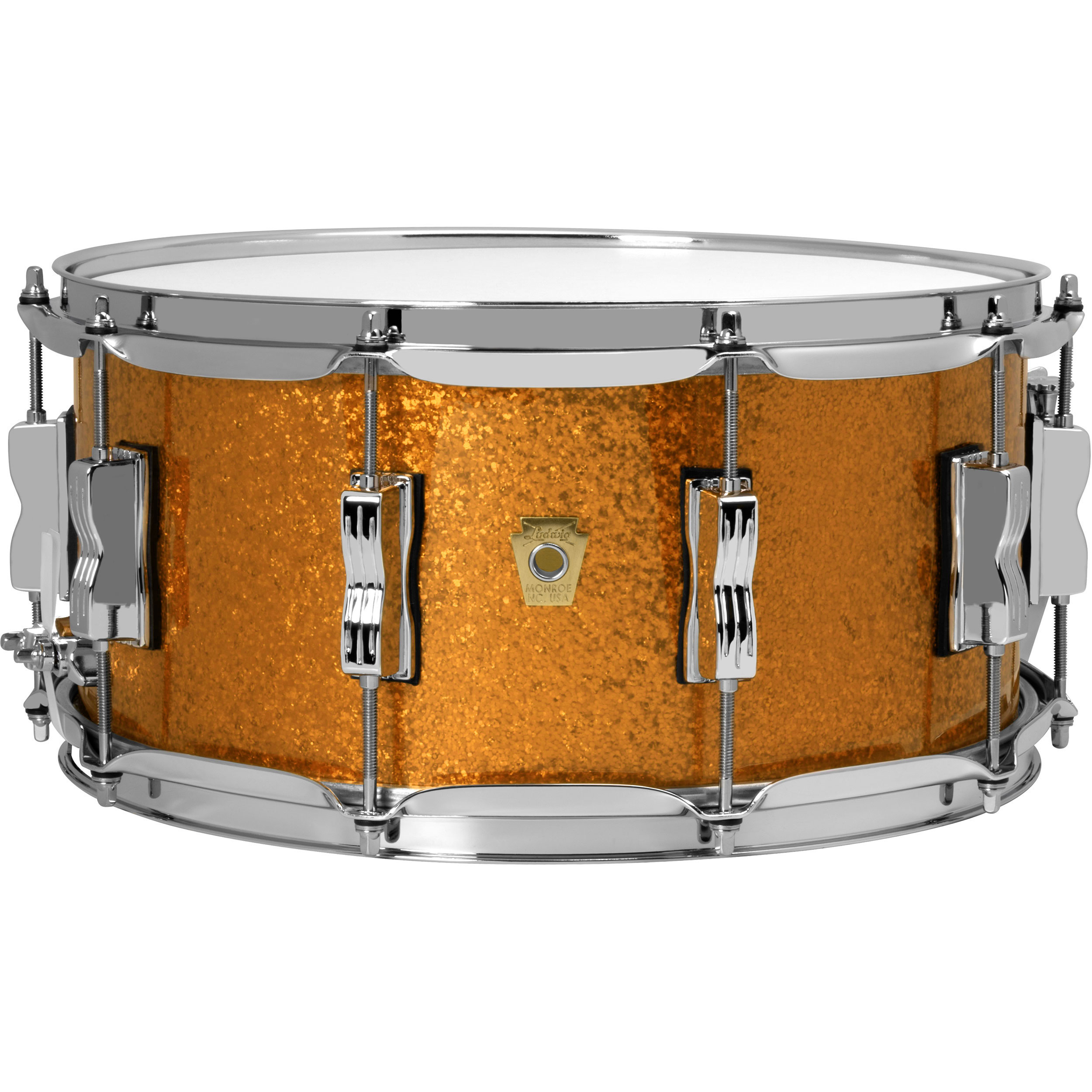 "Ludwig 6.5"" x 14"" Classic Maple Snare Drum"