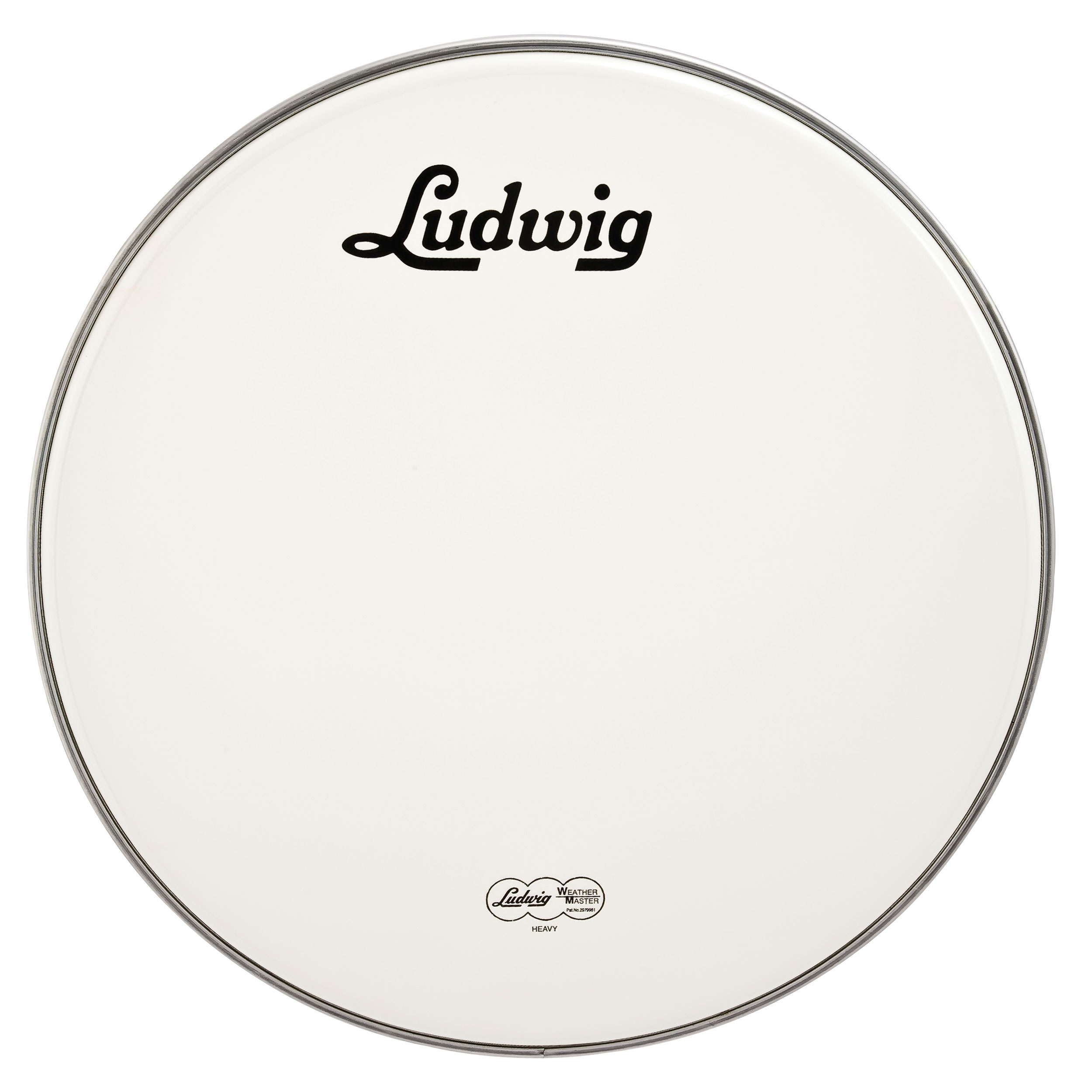 ludwig 26 vintage bass drum head lw4226v lone star percussion. Black Bedroom Furniture Sets. Home Design Ideas