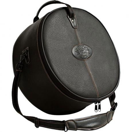 ludwig 6 5 x 14 atlas classic black snare drum bag lx614kl. Black Bedroom Furniture Sets. Home Design Ideas