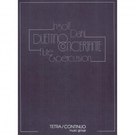 Duettino Concertante by Ingolf Dahl
