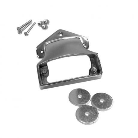 Ludwig Complete Butt Plate Bracket for P-87 Classic Snare Strainer