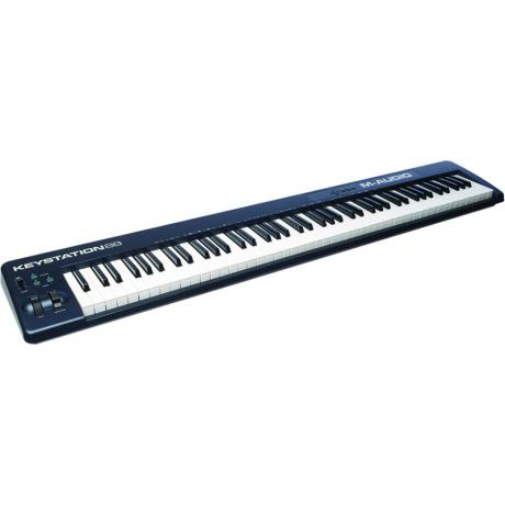 M-Audio 88-Key Keystation USB MIDI Keyboard Controller