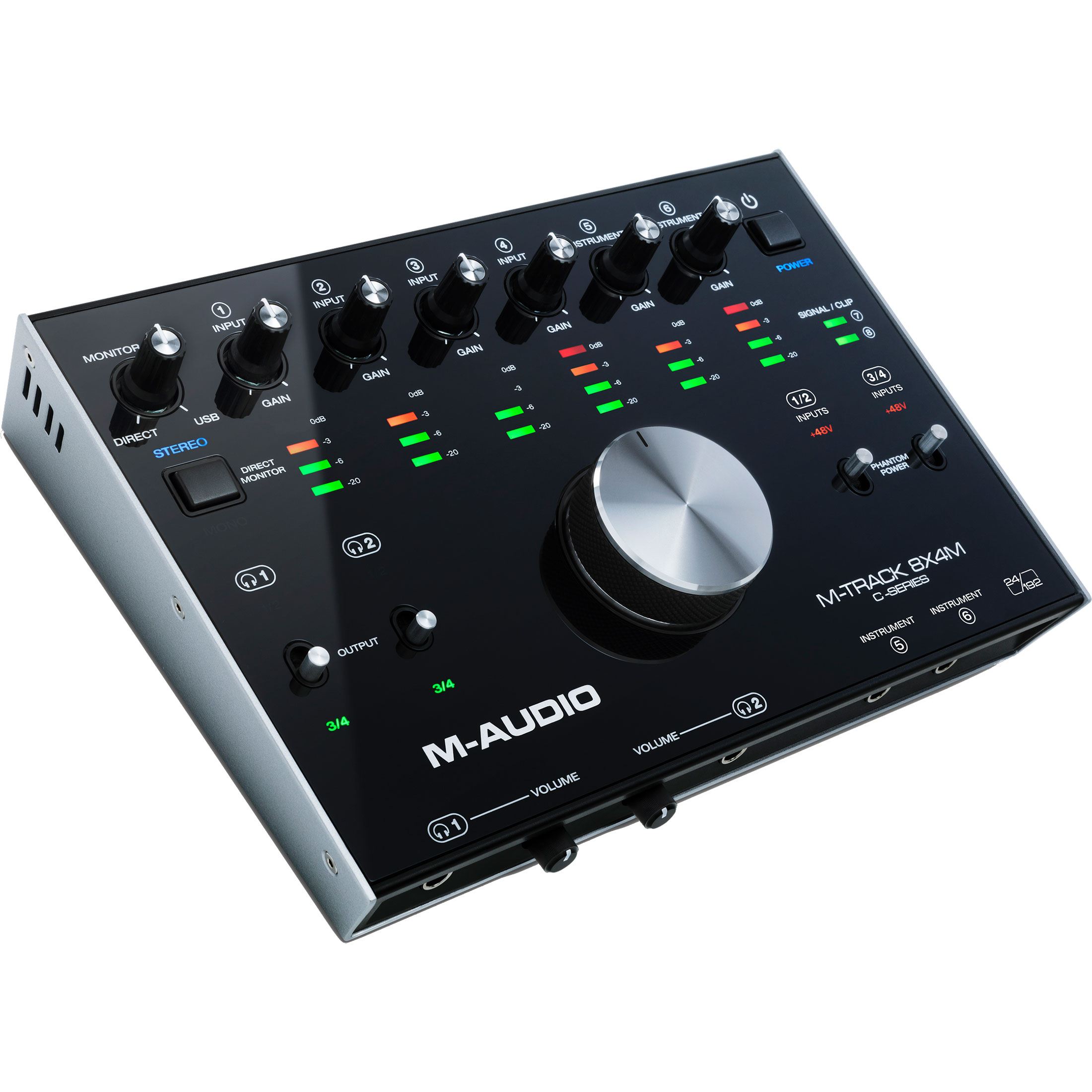 M-Audio M-Track C-Series 8x4M Audio Interface