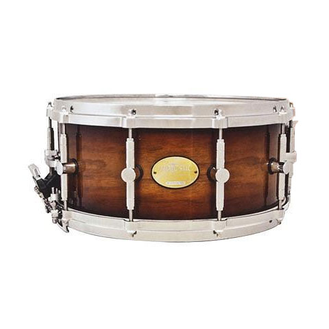 "Majestic 14"" x 6.5"" Prophonic Walnut Concert Snare Drum"