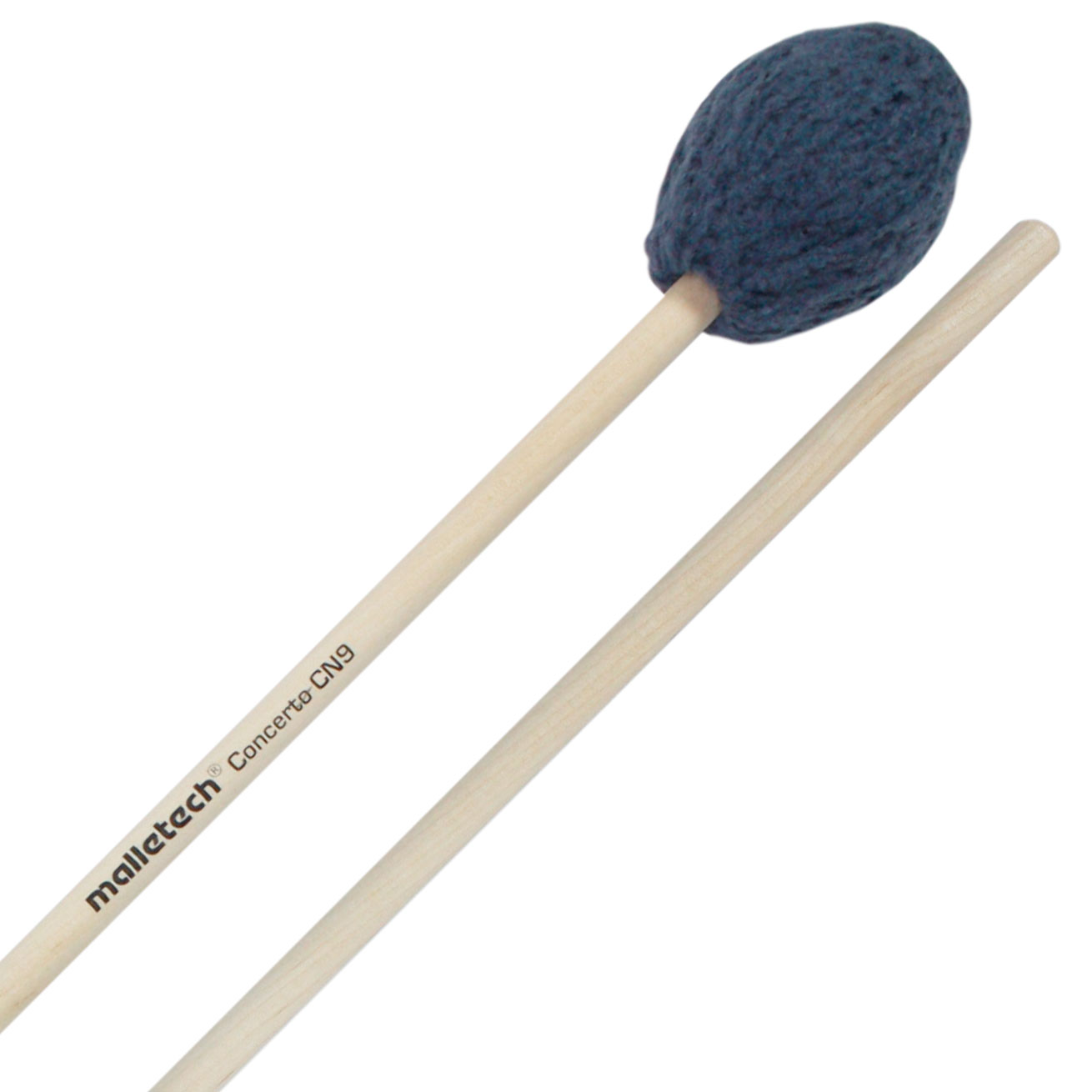 Malletech Concerto Series Medium Marimba Mallets with Birch Handles