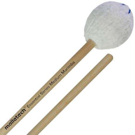 Malletech Essential Series Medium Marimba Mallets