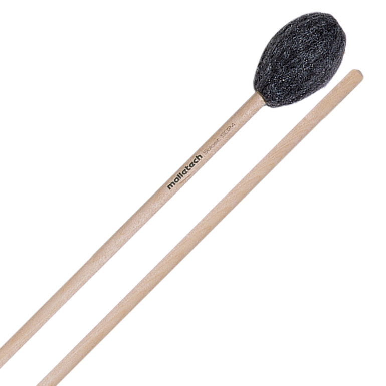 Malletech Soloist Series Hard Marimba Mallets