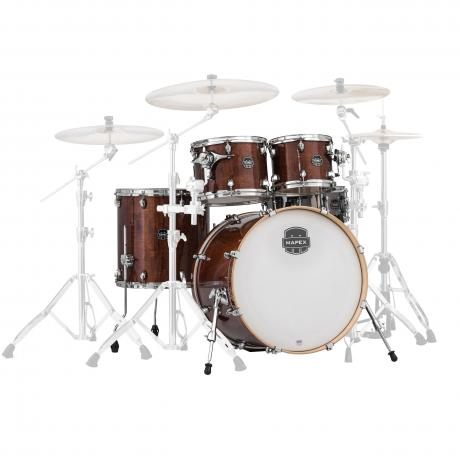 Mapex Armory Rock 5-Piece Drum Set Shell Pack (22
