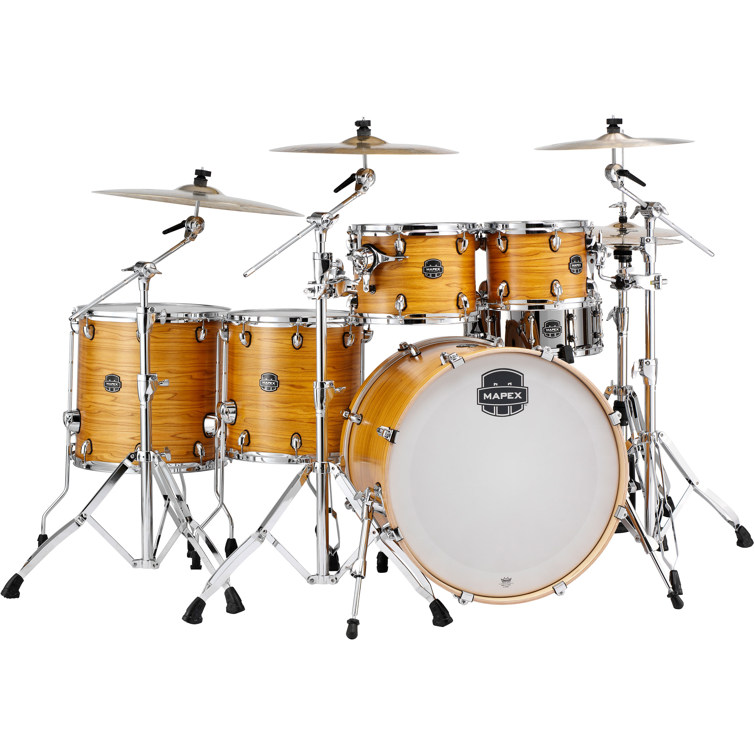 6-piece Acoustic Drum Sets | Sweetwater