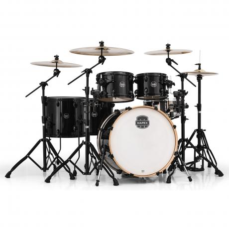 Mapex Armory 6-Piece Studioease Fast Drum Set Shell Pack (22