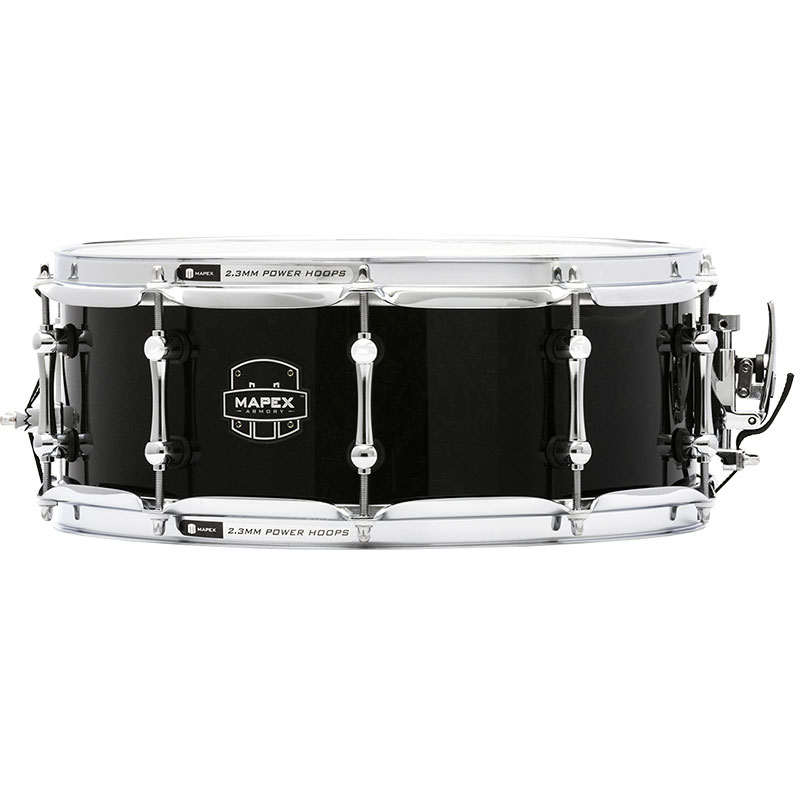 """Mapex 5.5"""" x 14"""" Armory Sabre Maple/Walnut Snare Drum"""