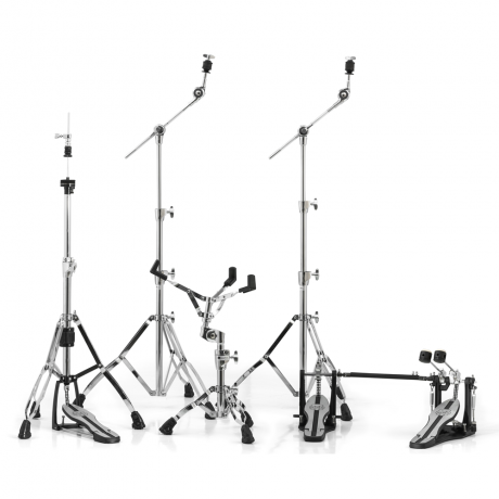 Mapex Mars Double Pedal Hardware Pack in Chrome Plating