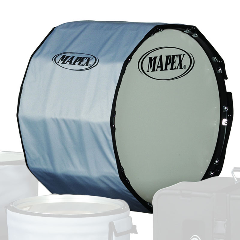 "Mapex 22"" Marching Bass Drum Cover"