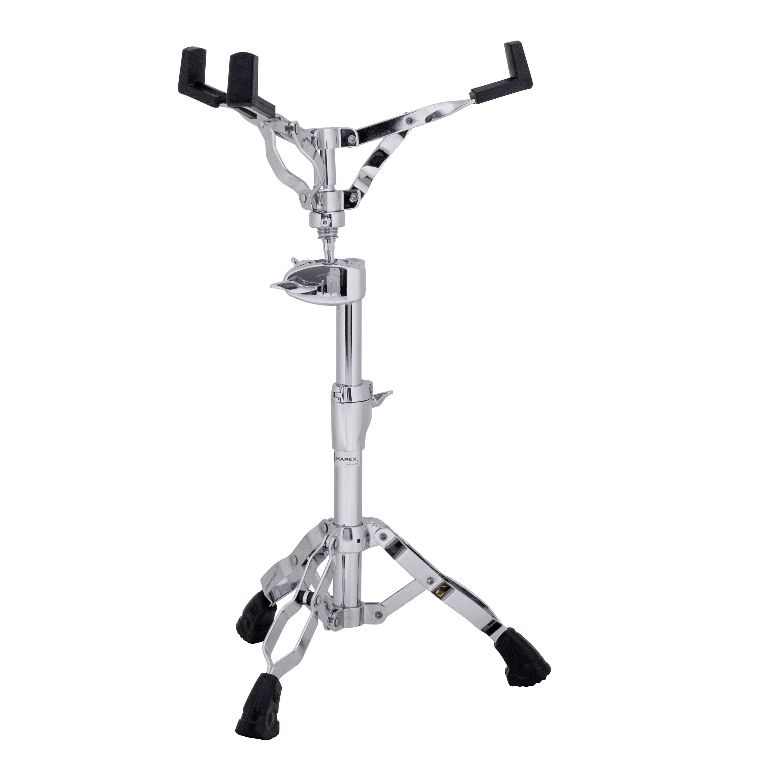Mapex S800 Armory Snare Stand in Chrome