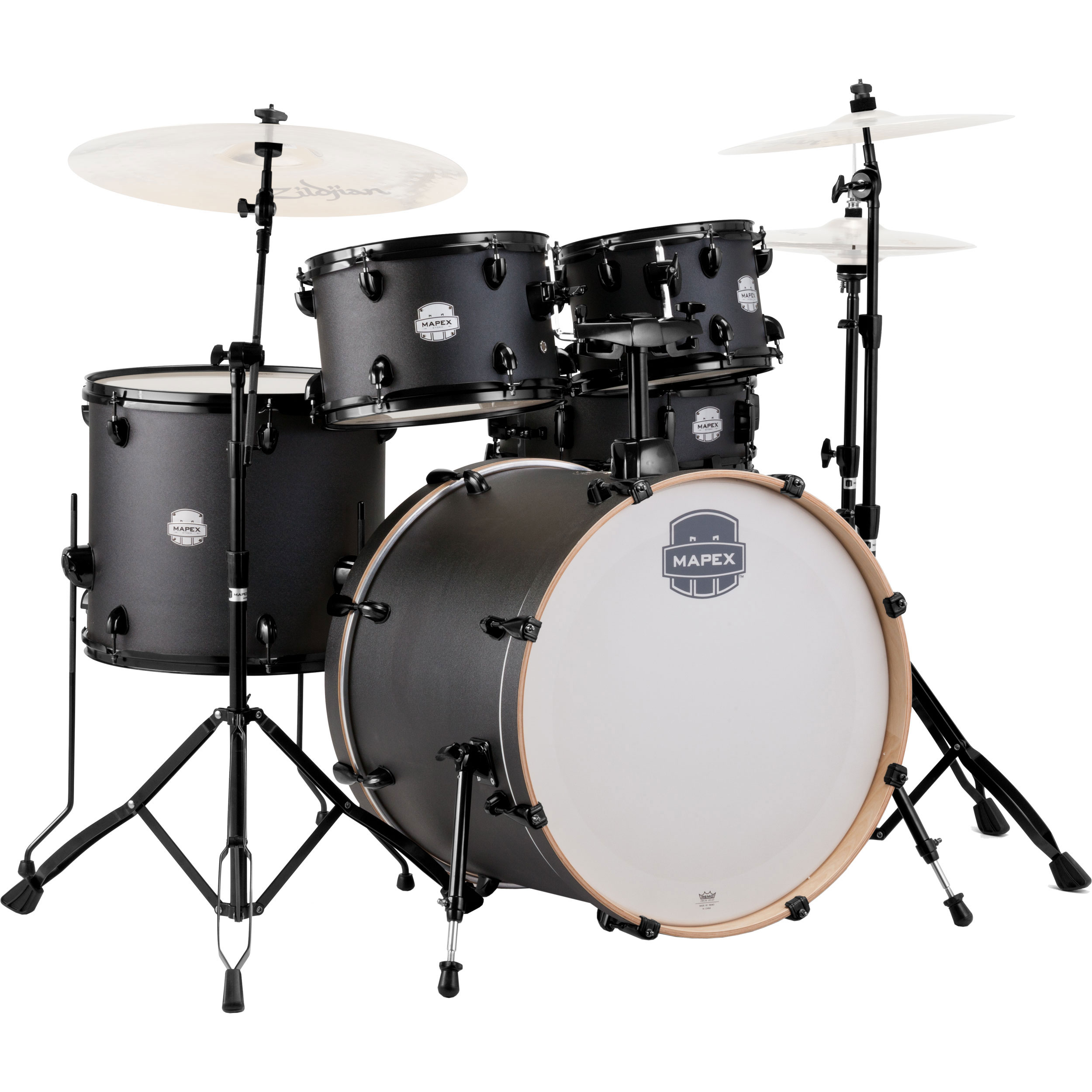 Alternate Image For Mapex Storm 5 Piece Fusion Drum Set 20