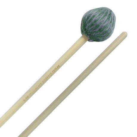 Marimba One Double Helix Medium Hard Marimba Mallets with Birch Shafts