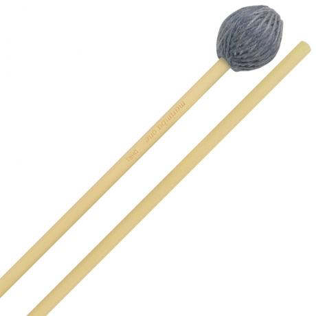 Marimba One Double Helix Very Hard Marimba Mallets with Rattan Shafts