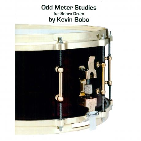 Odd Meter Studies for Snare Drum by Kevin Bobo