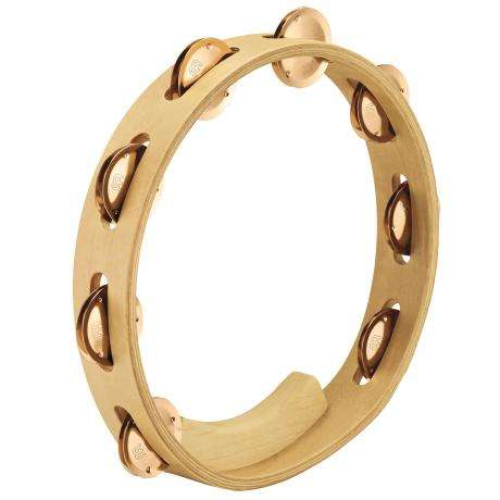 Meinl Artisan Edition Single Row Bronze Tambourine