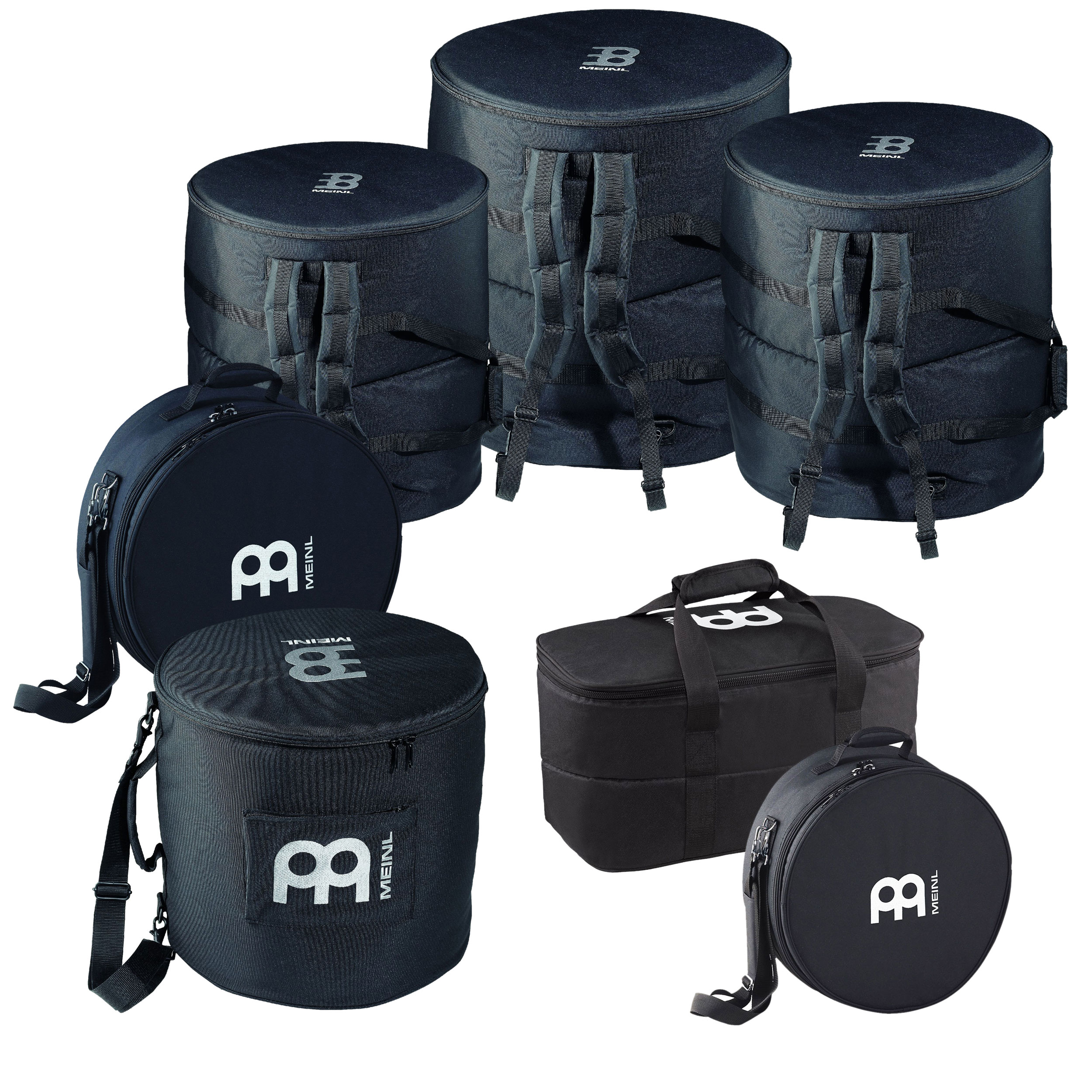 Meinl 12-Player Samba Package Bags