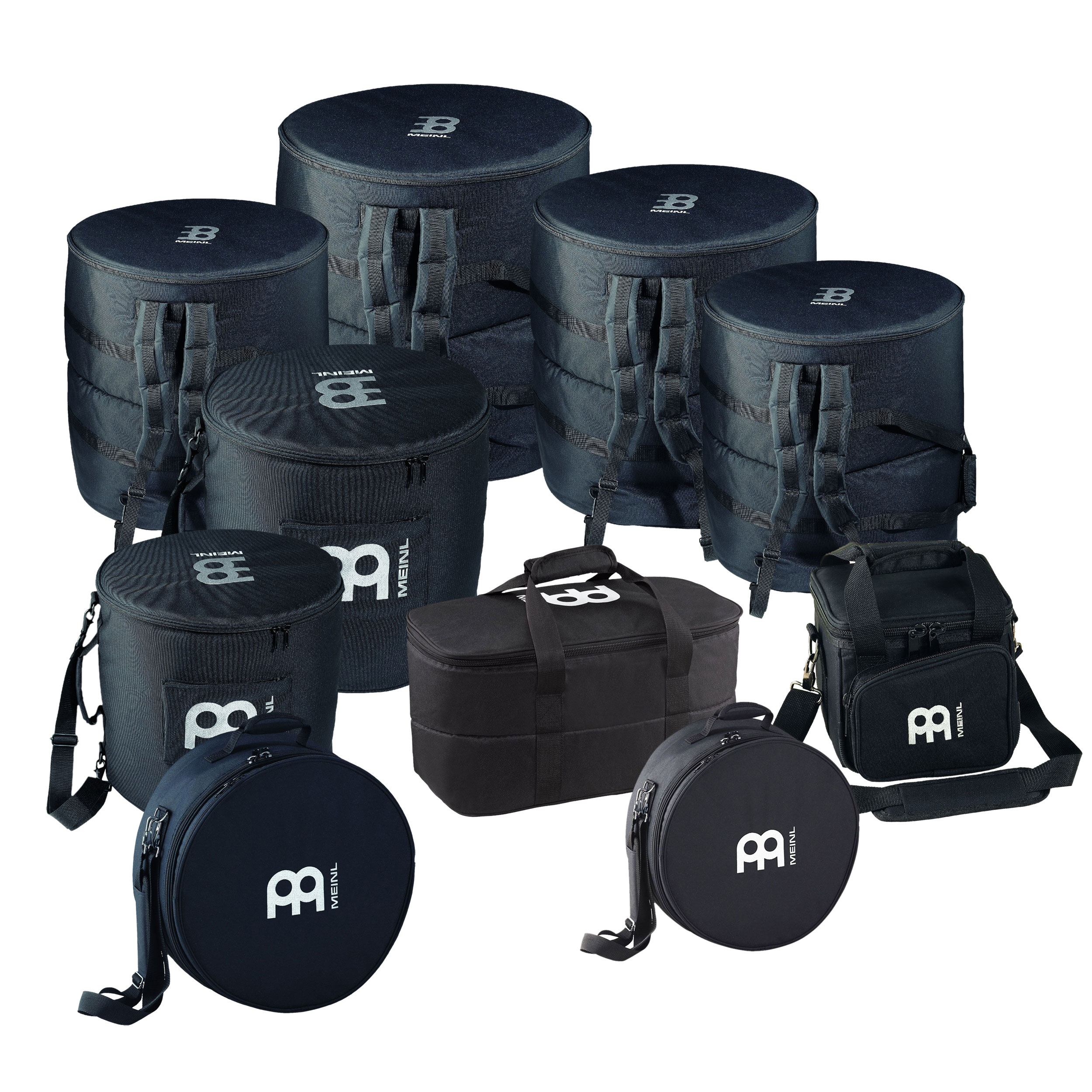 Meinl 18-Player Samba Package Bags
