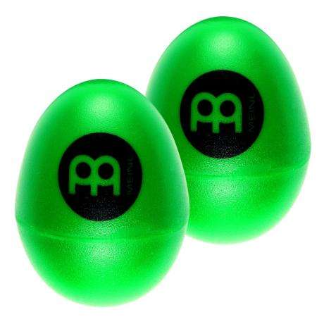 Meinl Pair of Green Egg Shakers